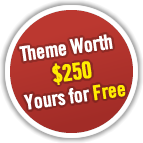 Magento Theme Worth £250 Yours for Free